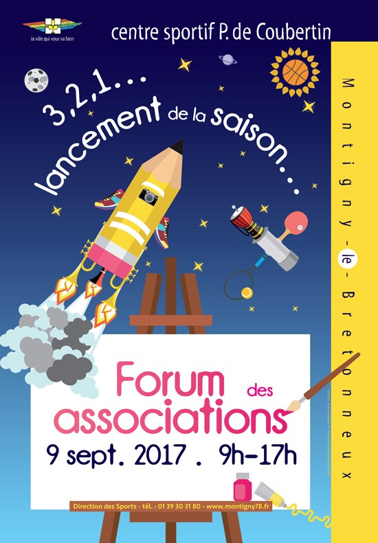 L'ASMB au forum des associations le 9 septembre prochain